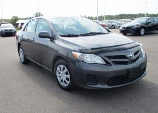 Used 2011 Toyota Corolla CE for sale in Renfrew, ON