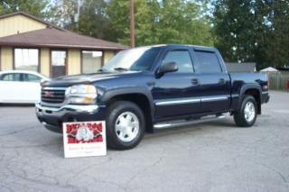 Used 2005 GMC Sierra 1500 SLE for sale in Glencoe, ON
