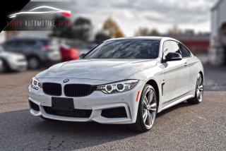 Used 2014 BMW 435i xDrive|M-SPORT|NAVI|BACKUP CAM|ACCIDENT FREE for sale in North York, ON