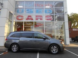 Used 2014 Honda Odyssey EX POWER SLIDING REAR DOORS, HEATED SEATS for sale in Halifax, NS