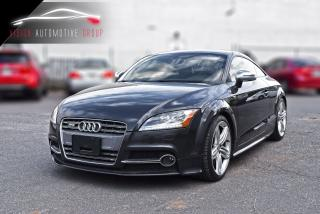 Used 2011 Audi TTS 2.0T |AWD|S-TRONIC|PADDLE SHIFT|ACCIDENT FREE for sale in North York, ON