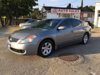 Used 2007 Nissan Altima 2.5 S/Clean Carproof/Gas Saver/Certified for sale in Scarborough, ON