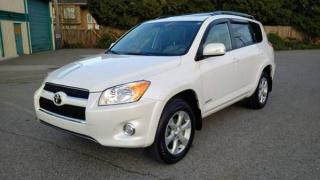 Used 2011 Toyota RAV4 LIMITED  for sale in Vancouver, BC