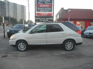 Used 2007 Buick Rendezvous MINT MINT MINT for sale in Scarborough, ON