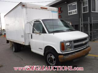 Used 1997 Chevrolet EXPRESS G3500 CUBE VAN for sale in Calgary, AB