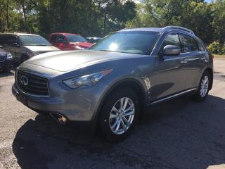 Used 2013 Infiniti FX37 AWD * LEATHER * BACKUP CAMERA * SUNROOF for sale in London, ON
