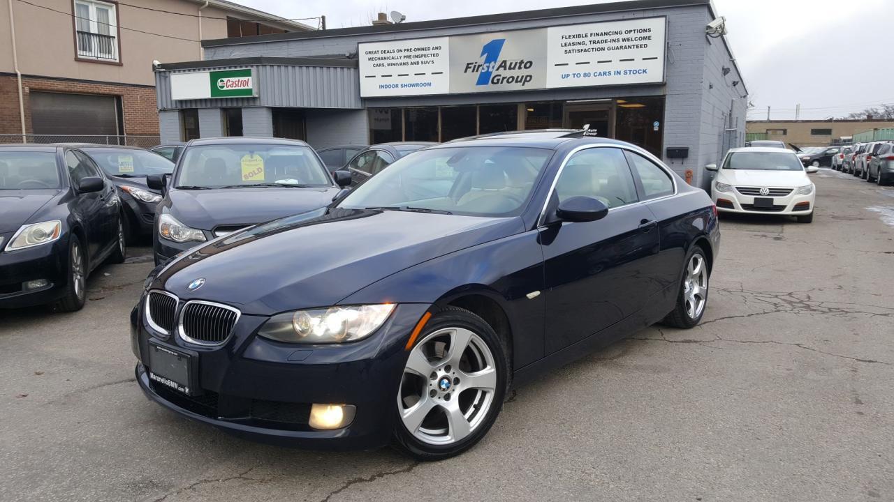 Photo of Blue 2008 BMW 3 Series