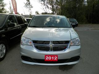 Used 2012 Dodge Grand Caravan for sale in Owen Sound, ON