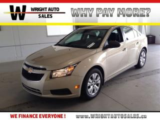 Used 2012 Chevrolet Cruze LOW MILEAGE|TRACTION CONTROL|48,633 KMS for sale in Cambridge, ON