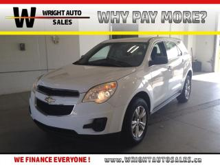 Used 2013 Chevrolet Equinox LS|AWD|HEATED SEATS|TRACTION CONTROL|87,102 KMS for sale in Cambridge, ON