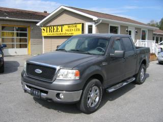 Used 2006 Ford F-150 XLT XTR SUPERCREW 4X4 for sale in Smiths Falls, ON