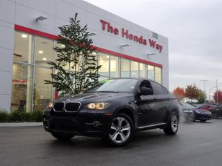 Used 2012 BMW X6 xDrive35i for sale in Abbotsford, BC