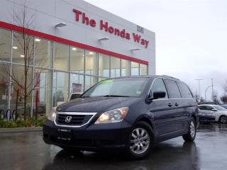 Used 2010 Honda Odyssey EX-L for sale in Abbotsford, BC