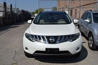 Used 2009 Nissan Murano LE AWD Navigation for sale in Etobicoke, ON