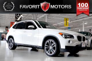 Used 2014 BMW X1 xDrive28i Sport Line | NAV | REAR SENSORS for sale in North York, ON