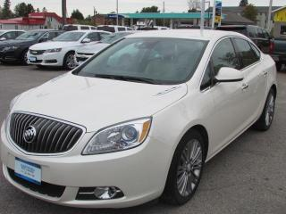 Used 2014 Buick Verano Leather for sale in Arnprior, ON