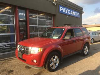 Used 2011 Ford Escape XLT for sale in Kitchener, ON