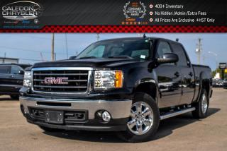 Used 2011 GMC Sierra 1500 SLT|4x4|Bluetooth|R-Start|Leather|Heated Front Seats|Keyless Entry|18