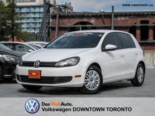 Used 2010 Volkswagen Golf 2.5L Trendline for sale in Toronto, ON