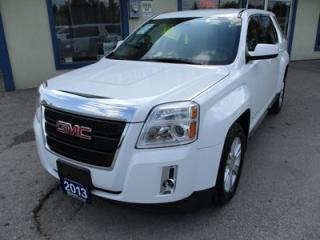 Used 2013 GMC Terrain POWER EQUIPPED SLE-1 MODEL 5 PASSENGER 2.4L - ECO-TEC.. AWD.. BACK-UP CAMERA.. BLUETOOTH.. CD/AUX/USB INPUT.. KEYLESS.. for sale in Bradford, ON