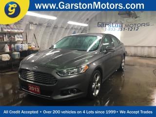 Used 2013 Ford Fusion SE*POWER SUNROOF*MICROSOFT SYNC*ECO BOOST*POWER DRIVER SEAT*ALLOYS*POWER WINDOWS/LOCKS/HEATED MIRRORS*CLIMATE CONTROL* for sale in Cambridge, ON