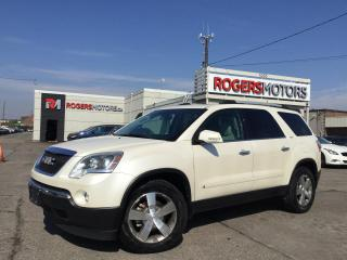 Used 2010 GMC Acadia SLT-1 - DVD - 7 PASS - LEATHER - SUNROOF for sale in Oakville, ON