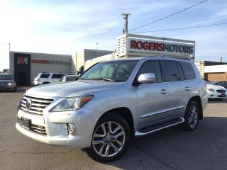 Used 2014 Lexus LX 570 - ULTRA PREMIUM for sale in Oakville, ON