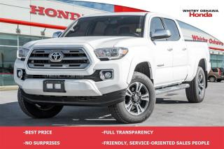 Used 2017 Toyota Tacoma Limited | Automatic for sale in Whitby, ON