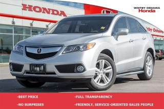 Used 2014 Acura RDX Base for sale in Whitby, ON