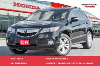 Used 2014 Acura RDX Technology Package | Automatic for sale in Whitby, ON