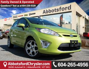 Used 2011 Ford Fiesta SES for sale in Abbotsford, BC