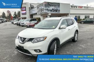 Used 2016 Nissan Rogue SV AWD, Backup Camera, Heated Seats, Push Start for sale in Port Coquitlam, BC
