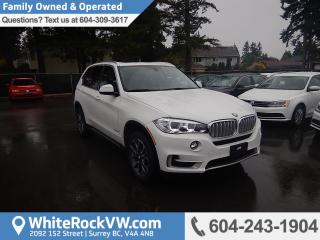 Used 2017 BMW X5 xDrive35i Emergency Communication System, Rear View Camera & Heated Front Seats for sale in Surrey, BC