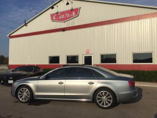 Used 2012 Audi A8 Premium for sale in Tillsonburg, ON
