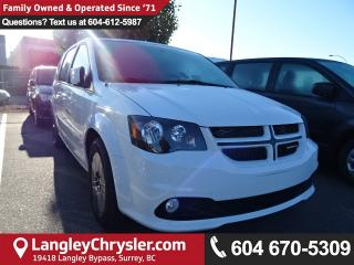 New 2017 Dodge Grand Caravan GT Driver Convenience Group for sale in Surrey, BC