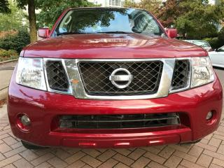 Used 2008 Nissan Pathfinder 7 PASS,NO ACCIDENT,4X4,BACK UP CAM for sale in Vancouver, BC