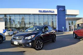 Used 2015 Subaru XV Crosstrek Limited Package - No Accidents for sale in Port Coquitlam, BC