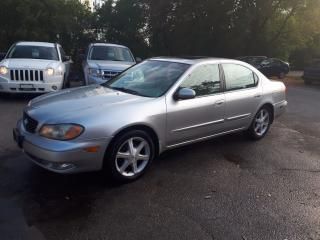 Used 2002 Infiniti I35 Luxury w/Sunroof for sale in Guelph, ON