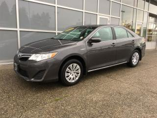 Used 2012 Toyota Camry HYBRID LE (CVT) for sale in Surrey, BC