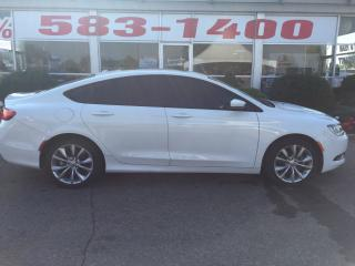 Used 2015 Chrysler 200 S for sale in Port Dover, ON