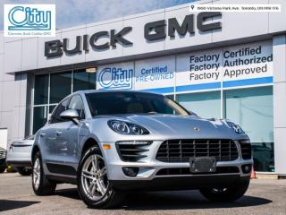 Used 2015 Porsche Macan S for sale in North York, ON