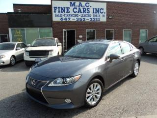 Used 2013 Lexus ES 300 CERTIFIED for sale in North York, ON