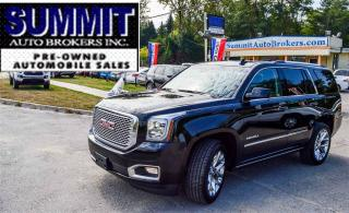 Used 2016 GMC Yukon Denali | CAR-PROOF CLEAN | NAVI | BLU-RAY for sale in Richmond Hill, ON