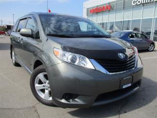 Used 2011 Toyota Sienna LE 7 Passenger | ALLOYS | BACK UP CAMERA | SPOILER for sale in St Catharines, ON