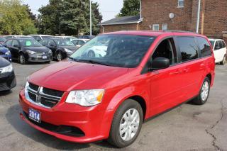 Used 2014 Dodge Grand Caravan SXT Stow & Go Bluetooth for sale in Brampton, ON