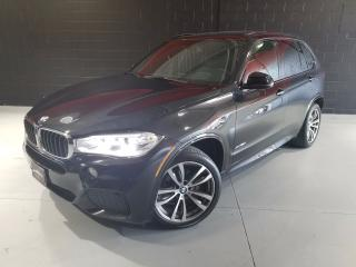 Used 2014 BMW X5 xDrive35d|M-SPORT|ASSIST PLUS|NAV|360CAM|SUNROOF for sale in North York, ON