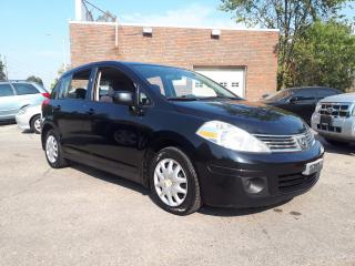 Used 2009 Nissan Versa 1.8 S for sale in Guelph, ON