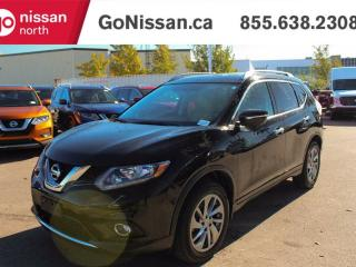 Used 2014 Nissan Rogue SL -PANORAMIC ROOF, LEATHER, HEATED STEERING WHEEL for sale in Edmonton, AB