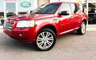 Used 2010 Land Rover LR2 HSE|SUNROOF|ALPINE SOUND|PARKING SENSORS|BLUETOOTH for sale in North York, ON