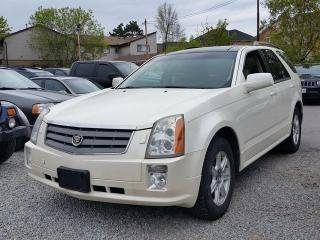 Used 2004 Cadillac SRX 7 SEATS for sale in Scarborough, ON